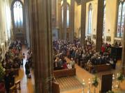 14St  chads cathedral Birmingham Holy Mass